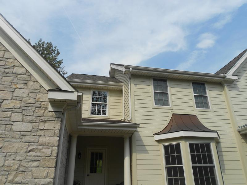 Hardiplank Navajo Beige Siding Installation Project In