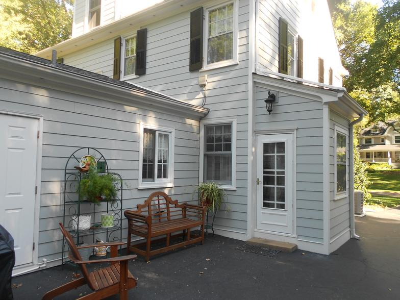 Featured Home Siding Project Number 5 Light Mist Siding